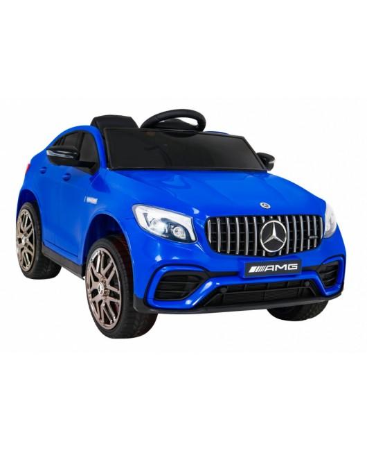 Elektrické autíčko Mercedes Benz GLC63S modré